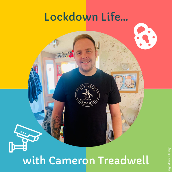 Cameron Treadwell, Golden Sands Holiday Park