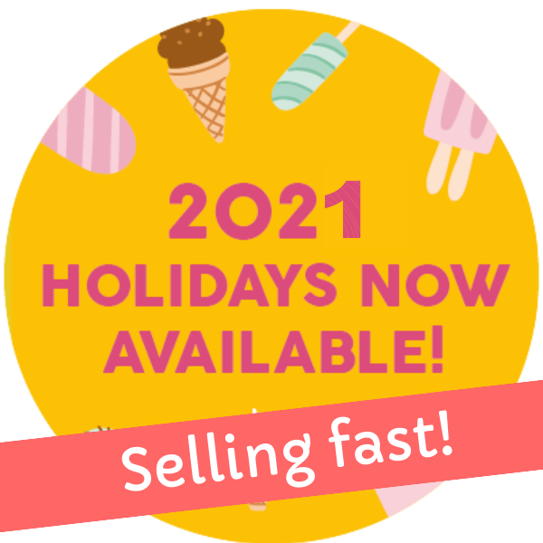 2021 holidays at Golden Sands - selling fast