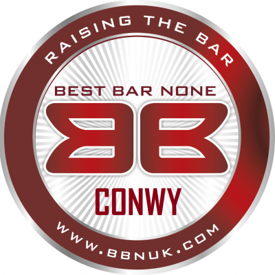 Golden Sands wins 3 times at Conwy's 2018 Best Bar None Awards